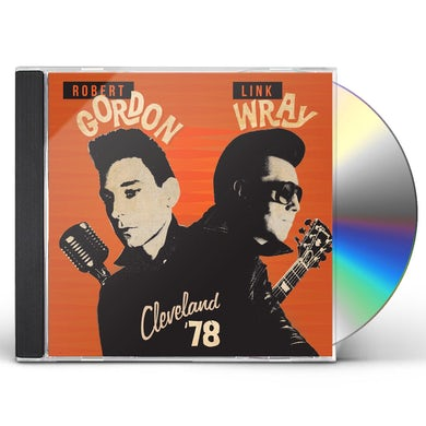 Robert Gordon CLEVELAND '78 CD