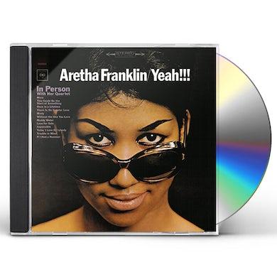 Aretha Franklin   YEAH CD