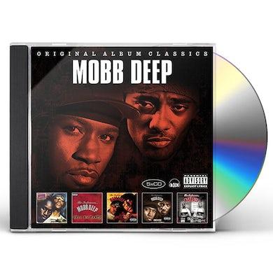 Mobb Deep ORIGINAL ALBUM CLASSICS CD