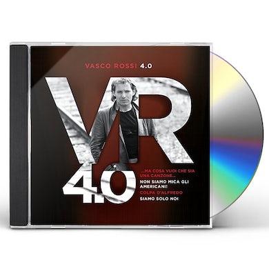 VASCO ROSSI 4.0 CD