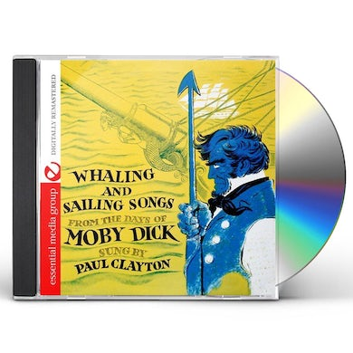 Paul Clayton WHALING AND SAILING SONGS CD