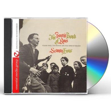 Seamus Ennis BONNIE BUNCH OF ROSES CD