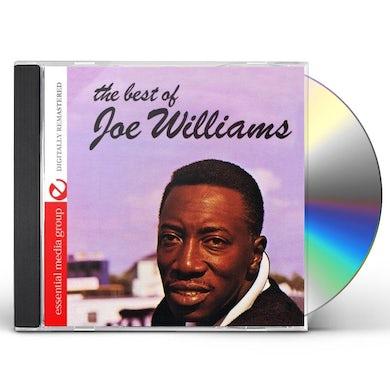 Joe Williams BEST OF CD