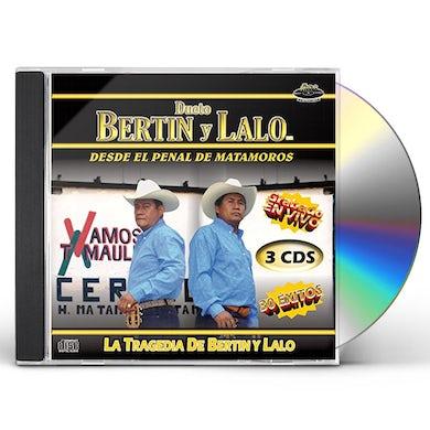 Bertin y Lalo DESDE EL PENAL CD