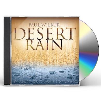 Paul Wilbur DESERT RAIN CD