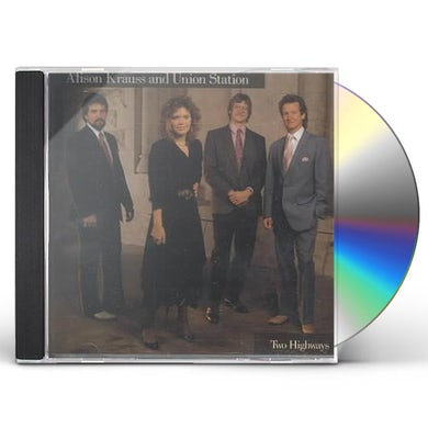 Alison Krauss and the Union Station  TWO HIGHWAYS CD