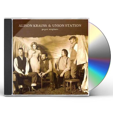 Alison Krauss & Union Station PAPER AIRPLANE CD
