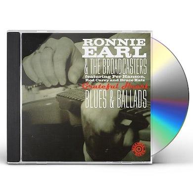 Ronnie Earl GRATEFUL HEART: BLUES & BALLADS CD