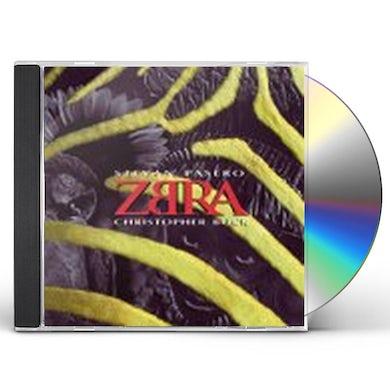 Stevan Pasero ZBRA CD