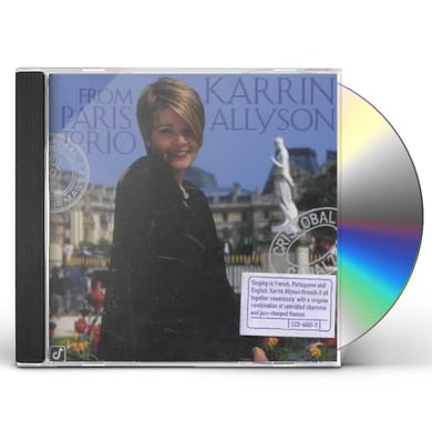 From Paris To Rio CD