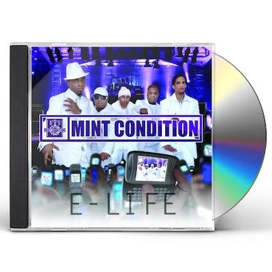 Mint Condition E-LIFE CD