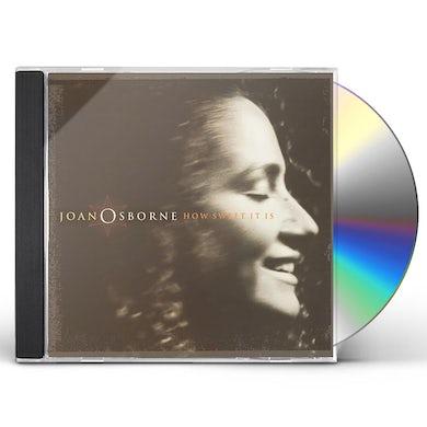 Joan Osborne HOW SWEET IT IS CD