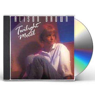 Alison Brown TWILIGHT MOTEL CD