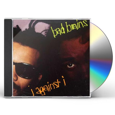 Bad Brains I AGAINST I CD