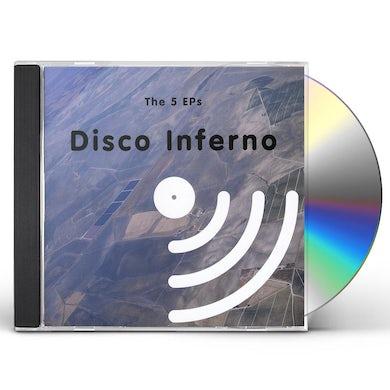Disco Inferno 5 EPS CD