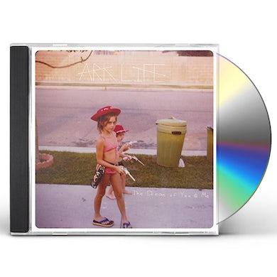 Ark Life DREAM OF YOU & ME CD
