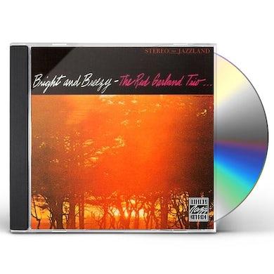 Red Garland BRIGHT & BREEZY CD