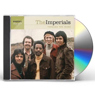 Imperials GOSPEL LEGACY SERIES: CLASSIC HITS CD
