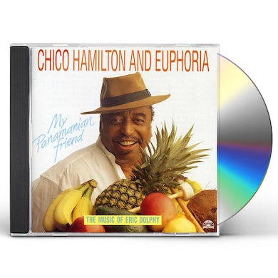 Chico Hamilton MY PANAMANIAN FRIEND CD