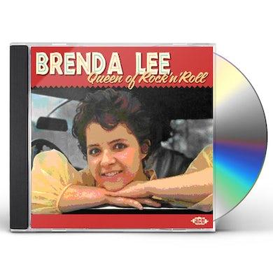 Brenda Lee QUEEN OF ROCK & ROLL CD