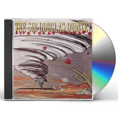 Douglas Quintet LIVE TEXAS TORNADO CD