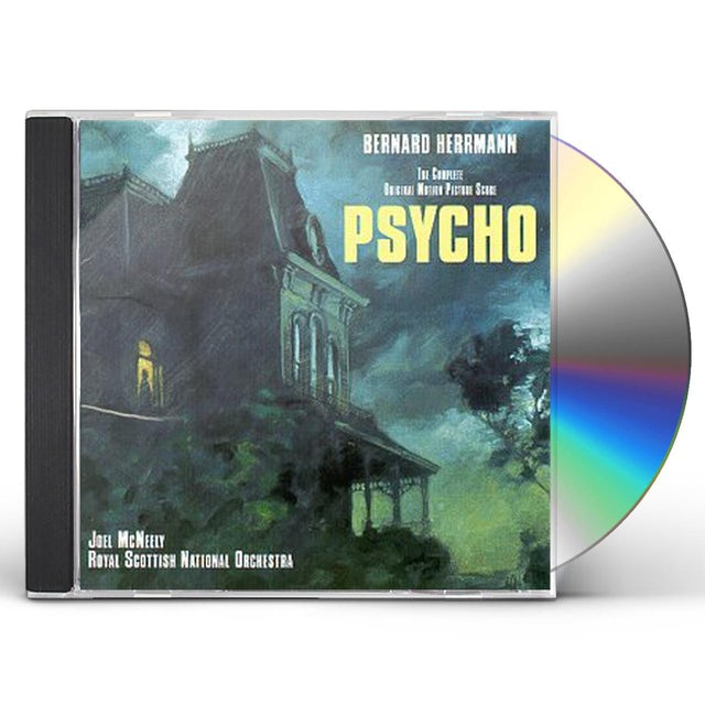 Psycho / O.S.T. PSYCHO / Original Soundtrack CD