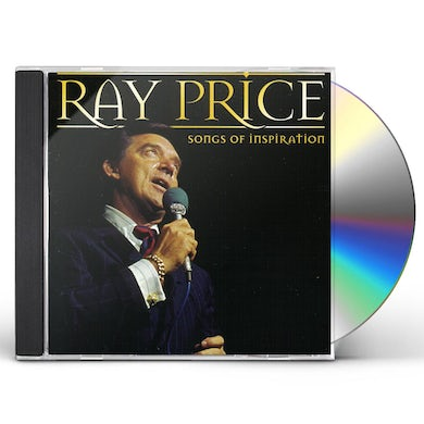 Ray Price SONGS OF INSPIRATION CD