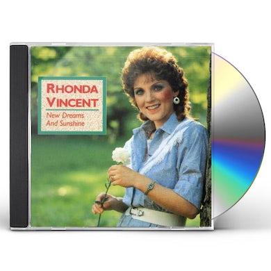 Rhonda Vincent NEW DREAMS & SUNSHINE CD