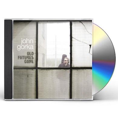 John Gorka OLD FUTURES GONE CD