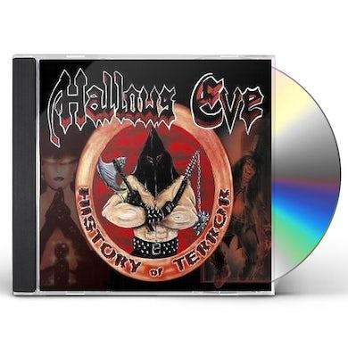 Hallows Eve HISTORY OF TERROR CD
