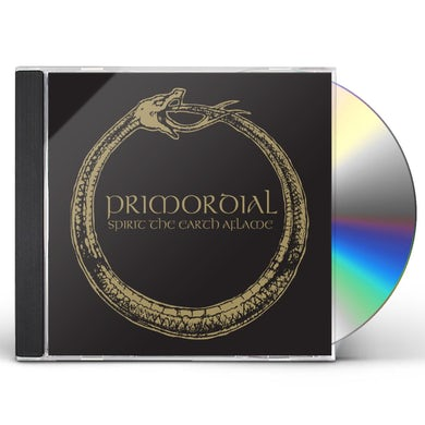 Primordial SPIRIT THE EARTH AFLAME CD