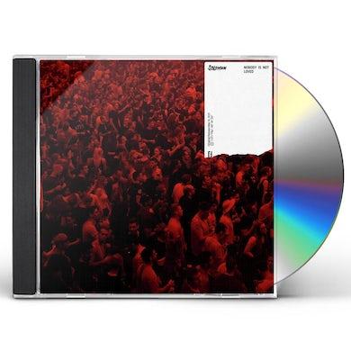 Nobody Is Not Loved CD