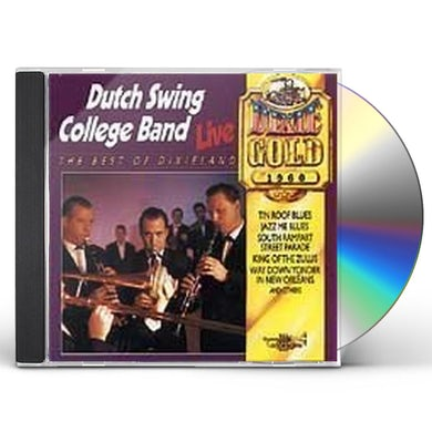 Dutch Swing College Band LIVE IN 1960 CD