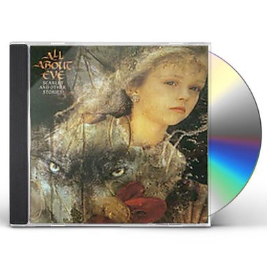 All About Eve SCARLET & OTHER STORIES CD