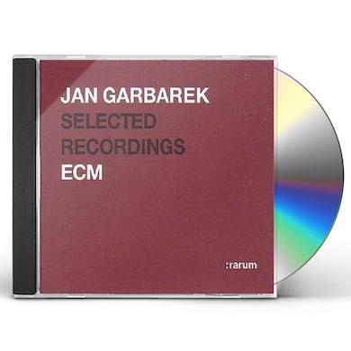 Jan Garbarek RARUM II: SELECTED RECORDINGS CD
