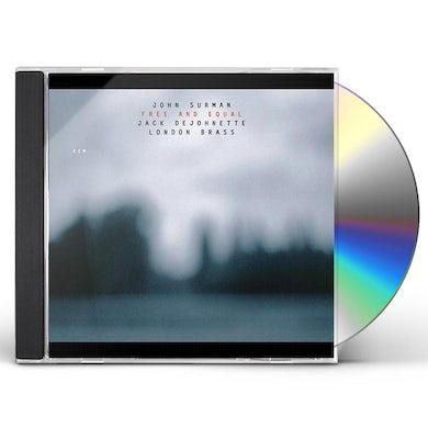 John Surman FREE & EQUAL CD