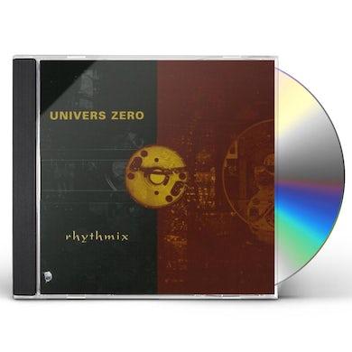 UNIVERS ZERO RHYTHMIX CD