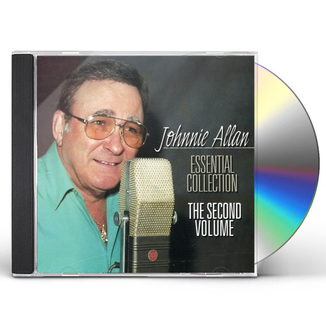 Johnnie Allan ESSENTIAL COLLECTION CD