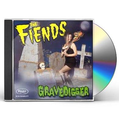 Fiends GRAVEDIGGER CD