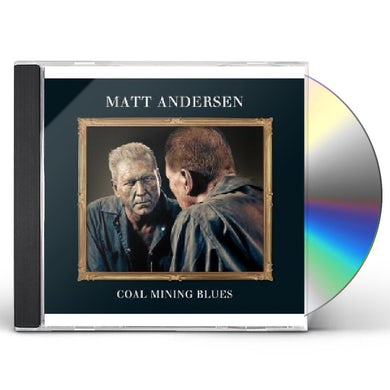 Matt Andersen COAL MINING BLUES CD