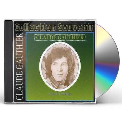 Claude Gauthier ALBUM SOUVENIR CD