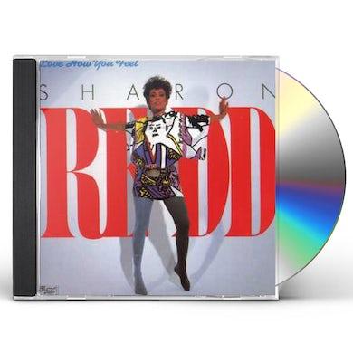 Sharon Redd LOVE HOW YOU FEEL CD