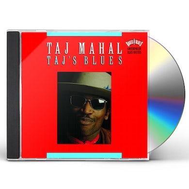 Taj Mahal TAJ'S BLUES CD
