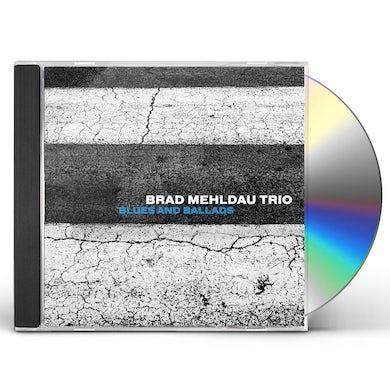 Brad Mehldau BLUES & BALLADS CD
