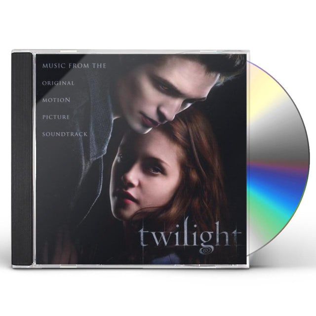 Various Artists TWILIGHT CD