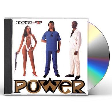 ICE-T POWER CD