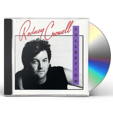 Rodney Crowell GREATEST HITS CD