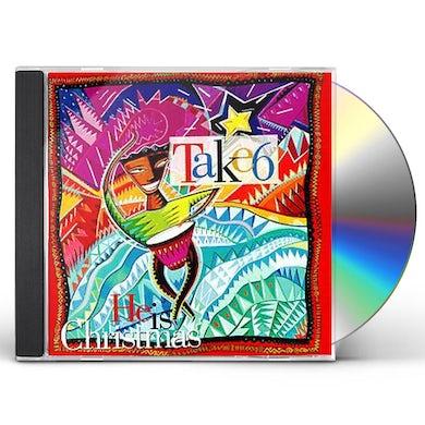 Take 6 HE IS CHRISTMAS CD