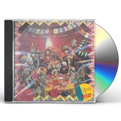 Oingo Boingo DEAD MAN'S PARTY CD