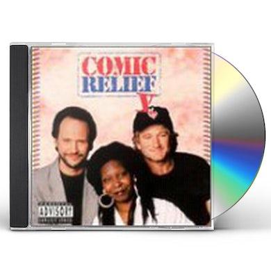 COMIC RELIEF WILLIAMS,ROBIN / GOLDBERG,WHOOPI: VOL 5 CD